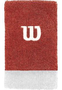 Munhequeira Wilson Logo Multicolor