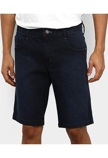 Bermuda Jeans Coca-Cola Masculina - Masculino