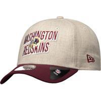 b15d4ef33 Boné New Era Nfl Washington Redskins 940 Bege