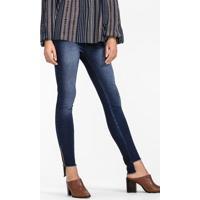 2101a43fb Dzarm Web Store. Calça Jeans Skinny Com Cintura Média Alta ...