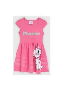 Vestido Fakini Infantil Marie Rosa