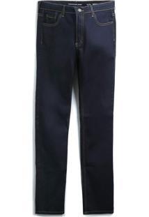 Calça Jeans Calvin Klein Kids Menino Lisa Preta