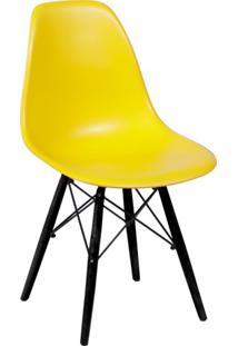 Cadeira Eames Iii Amarela