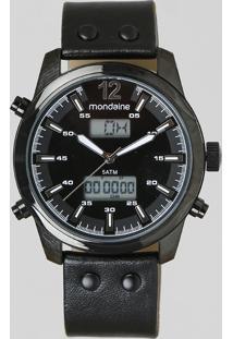 Relógio Analógico Mondaine Feminino - 99381Gpmvph1 Preto