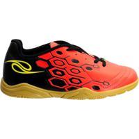 9b605cafd754a Chuteira Infantil Futsal Dalponte Cyber Indoor 803741397 - Masculino