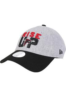 Boné New Era Nfl Atlanta Falcons Dirty Birds Aba Curva - Feminino