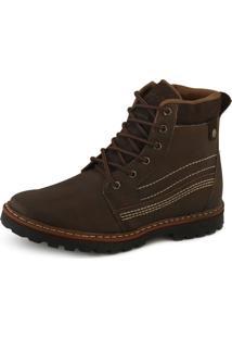 Bota Strikwear St18-302A Caramelo - Caramelo - Masculino - Dafiti