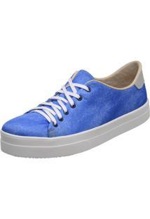 Slippers Estampa Jeans Stefanello Tor02 Azul