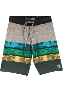 Bermuda Boardshort Wss Stretch Hawaii Color 20