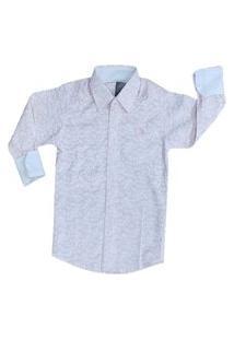 Camisa Rosa Manga Longa