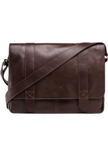 Bolsa Para Notebook Nordweg Em Couro Nw066