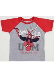 Camiseta Para Meninos Praia Vermelha infantil   Shoes4you 3f56cab572
