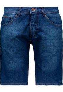 Bermuda Jeans O'Neill Ly Normcore Masculina - Masculino-Azul
