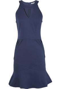 Vestido Le Lis Blanc Melissa - Azul