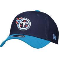 a2721775a Boné New Era Nfl Tennessee Titans 940 Azul