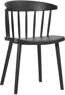 Cadeira Maisa Preta