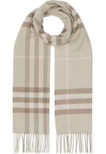 Burberry Cachecol 'The Classic' - Verde