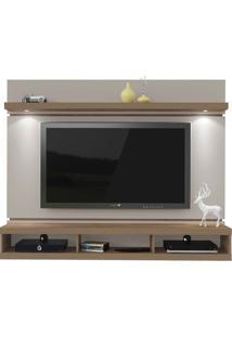 Painel Suspenso Para Tv Evolution Pinho/ Off White