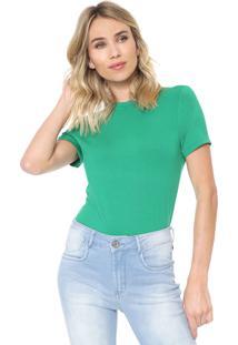 Camiseta Forum Lisa Verde