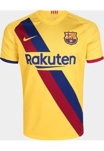 Camisa Nike Fc Barcelona Stadium Away | Radan - P