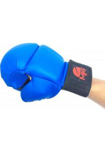 Luva Karate Competition Mks - Wkf - Vermelho - Unissex