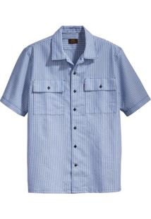 Camisa Levis Skateboarding Button Down - Xl