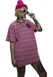Camiseta Grungetteria Gtt Listrada