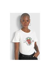 Camiseta Cantão Guaraná Off-White