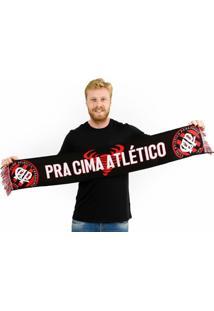 Cachecol Atlético Pr 04 Estações - Unissex