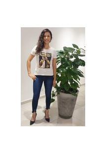 T-Shirt Juliet And Romeu Off White
