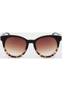 Óculos De Sol Retro Tom Escuro feminino   Shoes4you 747b077f6a