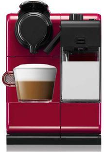 Cafeteira Lattissima Touch Vermelha Nespresso