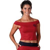 Cropped Flamengo Holder Braziline - Feminino a122e286407ed