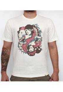 Vícios E Virtudes - Camiseta Clássica Masculina