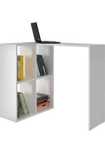Mesa Para Computador Brv Bc 4206 Branco Se