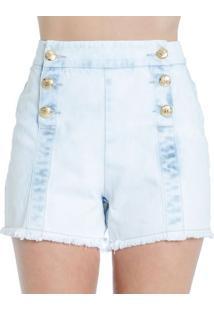 Shorts Jeans Estonado Colcci