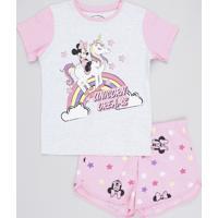4df01516737df5 Pijama Para Menina Disney Minnie infantil | Shoes4you