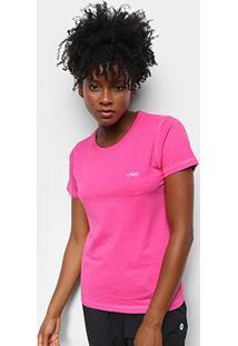 Camiseta Olympikus Comfy Feminina - Feminino-Pink