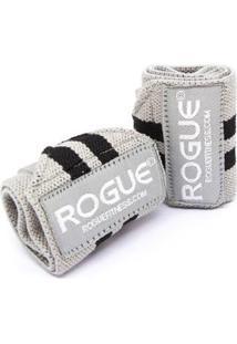 Munhequeira Wrist Wrap Elástica Rogue 45Cm - Unissex
