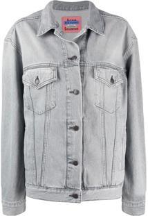 Acne Studios 2000 Denim Jacket - Cinza