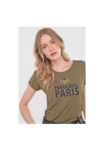 Camiseta Mob Fabulous Verde