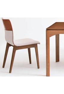 Cadeira Cristal Encosto E Assento Anatômico Design Atemporal E Moderno Casa A Móveis