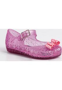 Sapatilha Infantil Glitter Minnie Disney