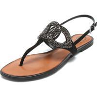 a317fc26f Rasteira Dumond Pedra feminina | Shoes4you