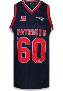 Regata New England Patriots Nfl New Era - Masculino