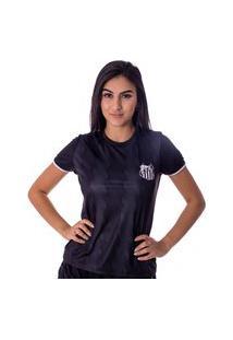 Camiseta Santos Native Feminina
