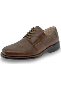Sapato Masculino Social Democrata - Dm5491 Caramelo 44