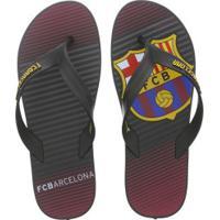 Chinelos Masculinos Barcelona Marsala  099a3720bbbe4