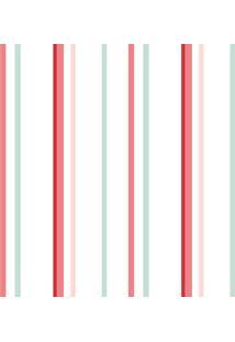 Papel De Parede Lymdecor Soft Pink Multicolorido