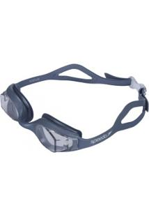 Óculos De Natação Speedo Focus - Adulto - Azul Escuro